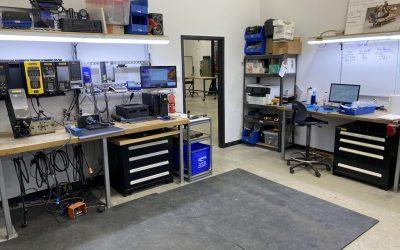 Tool Repair, Calibration and Certification Shop
